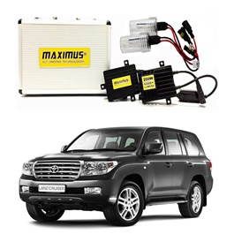 Toyota Land Cruiser Maximus 200W HID 6000 Lumens - Model 2007 - 2015-SehgalMotors.Pk