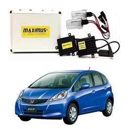 Honda FIT Maximus 200W HID 6000 Lumens - Model 2007-2013-SehgalMotors.Pk