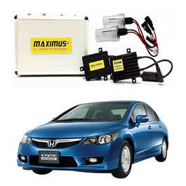Honda Civic Hybrid Maximus 200W HID 6000 Lumens - Model 2005 - 2010