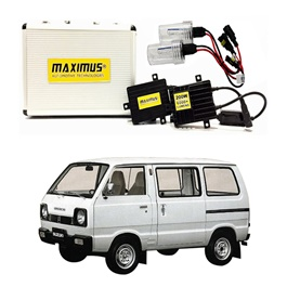 Suzuki Carry Maximus 200W HID 6000 Lumens - Model 1979 - 2017-SehgalMotors.Pk
