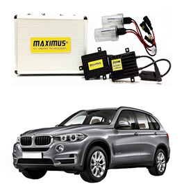 BMW X5 Maximus 200W HID 6000 Lumens - Model 2013 - 2017