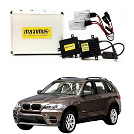 BMW X5 Maximus 200W HID 6000 Lumens - Model 2006 - 2013-SehgalMotors.Pk