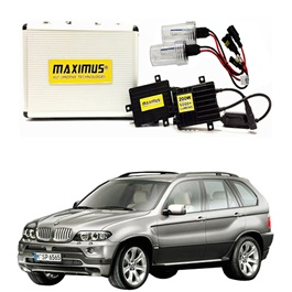BMW X5 Maximus 200W HID 6000 Lumens - Model 1999 - 2006-SehgalMotors.Pk