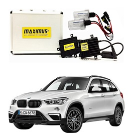 BMW X1 Series Maximus 200W HID 6000 Lumens - Model 2016 - 2017-SehgalMotors.Pk