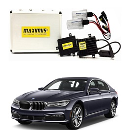 BMW 7 Series Maximus 200W HID 6000 Lumens - Model 2016 - 2017-SehgalMotors.Pk