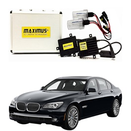 BMW 7 Series Maximus 200W HID 6000 Lumens - Model 2009 - 2015
