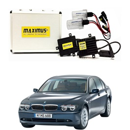 BMW 7 Series Maximus 200W HID 6000 Lumens - Model 2002 - 2009