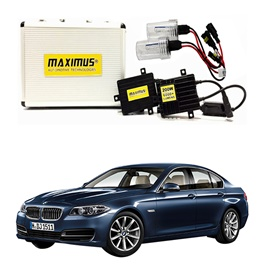 BMW 5 Series Maximus 200W HID 6000 Lumens - Model 2010 - 2017