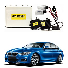 BMW 3 Series Maximus 200W HID 6000 Lumens - Model 2012 - 2017