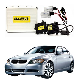 BMW 3 Series Maximus 200W HID 6000 Lumens - Model 2005 - 2013