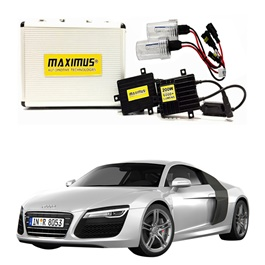 Audi R8 Maximus 200W HID 6000 Lumens - Model 2007 - 2017