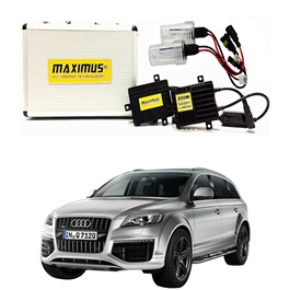 Audi Q7 Maximus 200W HID 6000 Lumens - Model 2005 - 2015