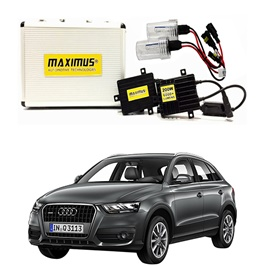 Audi Q3 Maximus 200W HID 6000 Lumens - Model 2012 - 2017
