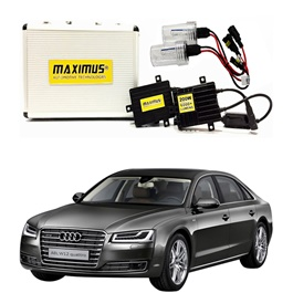 Audi A8 Maximus 200W HID 6000 Lumens - Model 2009-2017