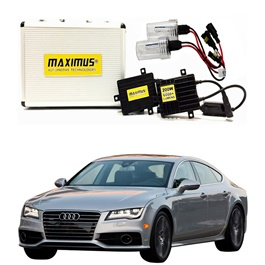 Audi A7 Maximus 200W HID 6000 Lumens - Model 2010-2017