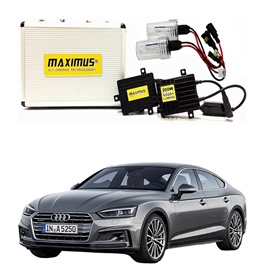 Audi A5 Maximus 200W HID 6000 Lumens - Model 2017-2018