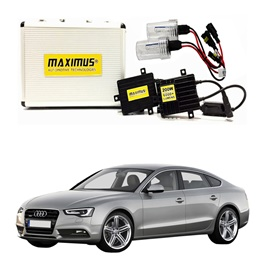 Audi A5 Maximus 200W HID 6000 Lumens - Model 2007-2016