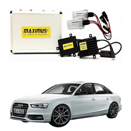 Audi A4 Maximus 200W HID 6000 Lumens - Model 2008-2016
