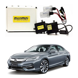 Honda Accord Maximus 200w HID with 6000+Lumens - 2013-2017-SehgalMotors.Pk