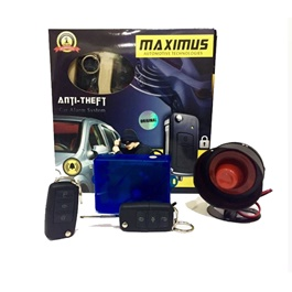 Maximus Car Alarm System Jack knife-SehgalMotors.Pk