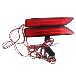 Honda BRV Brake Bumper Lamp Design C - Model 2017-2021-SehgalMotors.Pk