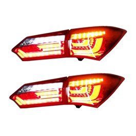 Toyota Corolla Back Lava Light with Slow indicator Option – Model 2017-2018-SehgalMotors.Pk