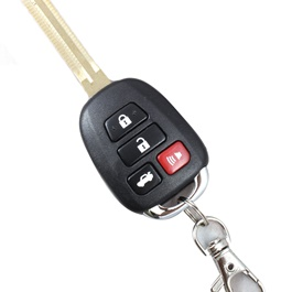 Car Key Less Entry System - DK203 - Full Kit-SehgalMotors.Pk