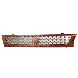 Suzuki Mehran VXR Front Grille - Wooden  | Front Grille | Mehran Grille | Mehran Front Grille | Grille Car | Replacement Grille-SehgalMotors.Pk