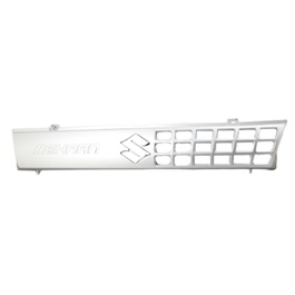 Suzuki Mehran Euro Front Grille - White | Front Grille | Mehran Grille | Mehran Front Grille | Grille Car | Replacement Grille-SehgalMotors.Pk