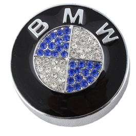 BMW Grill Perfume Black and Blue-SehgalMotors.Pk