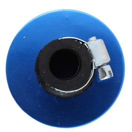 Small Intake Pipe Filter Breather Blue-SehgalMotors.Pk