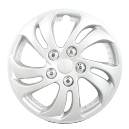 Grey Wheel Cap - 03 - 13 inches | Tire Wheel Cover | Wheel Center Cover | Wheel Decoration Item-SehgalMotors.Pk