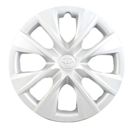 Toyota Corolla Grey Wheel Cover 15 Inches - Model 2014-2017-SehgalMotors.Pk
