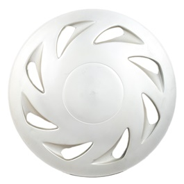 Silver Wheel Cover - 222 - 12 inches