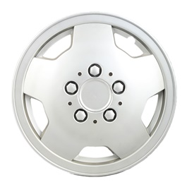 Silver Wheel Cover - 175 - 12 inches-SehgalMotors.Pk