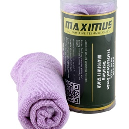 Maximus Microfiber Cloth Purple