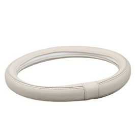 Cream Steering Cover - 2020-SehgalMotors.Pk