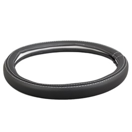 Black Steering Cover - SC 2020-SehgalMotors.Pk