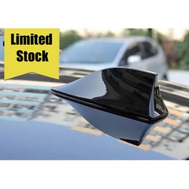 Honda Civic Shark Fin Antenna Glossy Black - Model 2016-2019-SehgalMotors.Pk