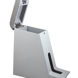 New Generation Long Arm Rest - Grey and Black-SehgalMotors.Pk