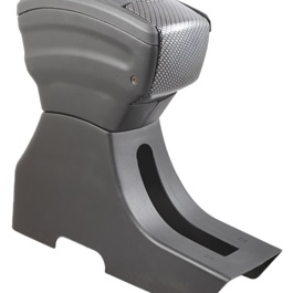 New Generation Arm Rest - Black Carbon Fiber-SehgalMotors.Pk