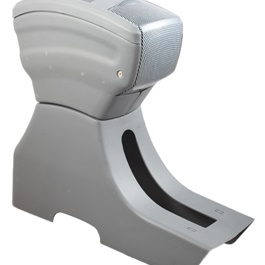 New Generation Arm Rest - Grey Textured-SehgalMotors.Pk