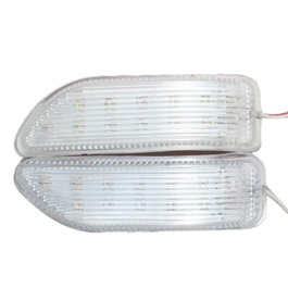 Soft Turn Side Mirror Light-SehgalMotors.Pk