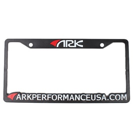 ARK Performance License Plate Frame-SehgalMotors.Pk