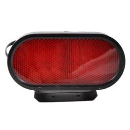 Oval Third Brake Lamp Universal-SehgalMotors.Pk