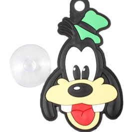 Goofy Cartoon PVC Hanging Tag for Windshield-SehgalMotors.Pk