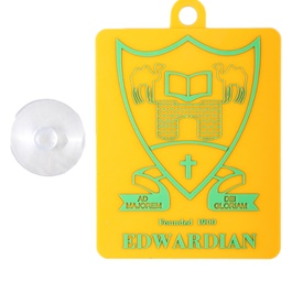 EDW Ardian PVC Hanging Tag for Windshield-SehgalMotors.Pk