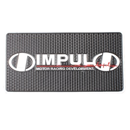 Impul Motor Racing Dashboard Non Slip / Anti-Skid Mat-SehgalMotors.Pk