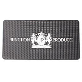 Junction Production Dashboard Non Slip Mat Black White-SehgalMotors.Pk