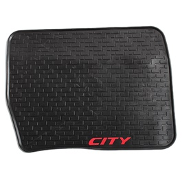 Honda City Custom Floor Mat Black 3 Pieces - Model 2015-2017-SehgalMotors.Pk